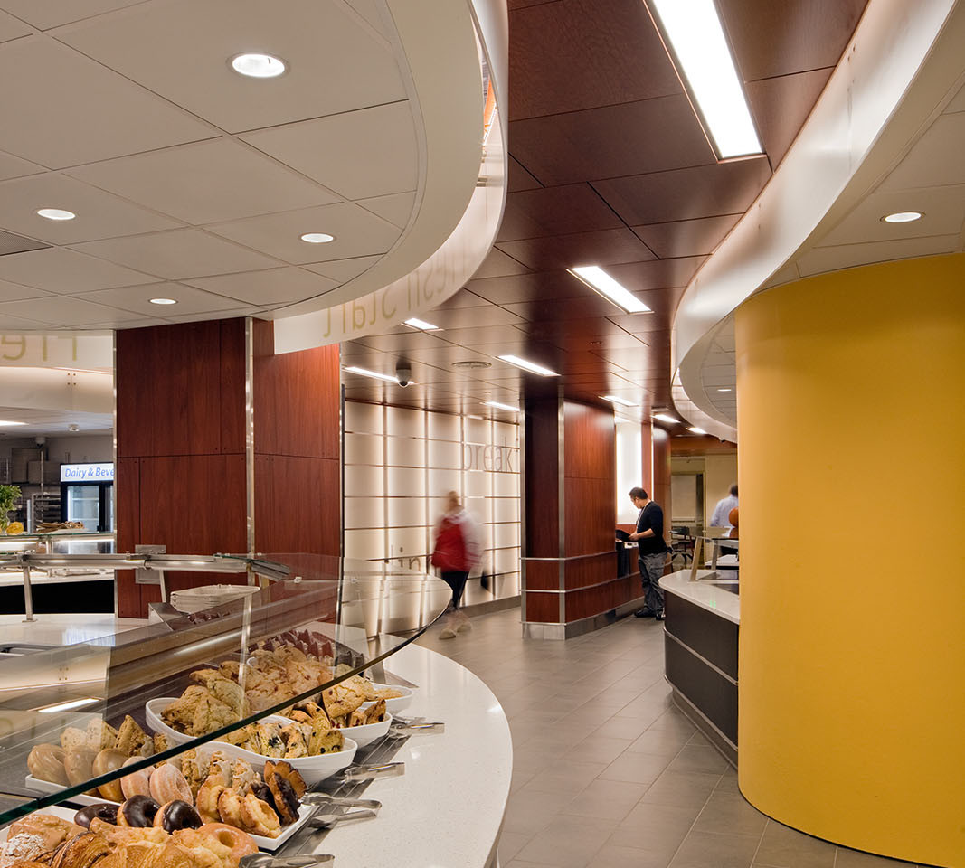 UCSF Medical Center - Servery