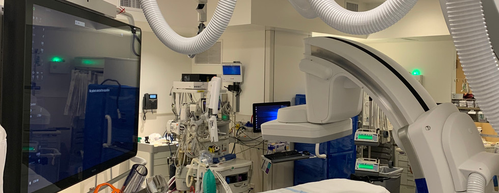 UCSF Interventional Radiology Suite