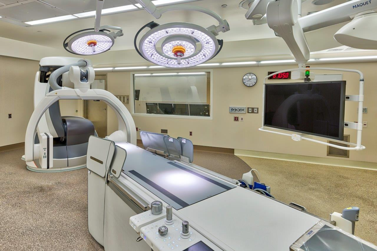 UCSF Medical Center - Hybrid OR