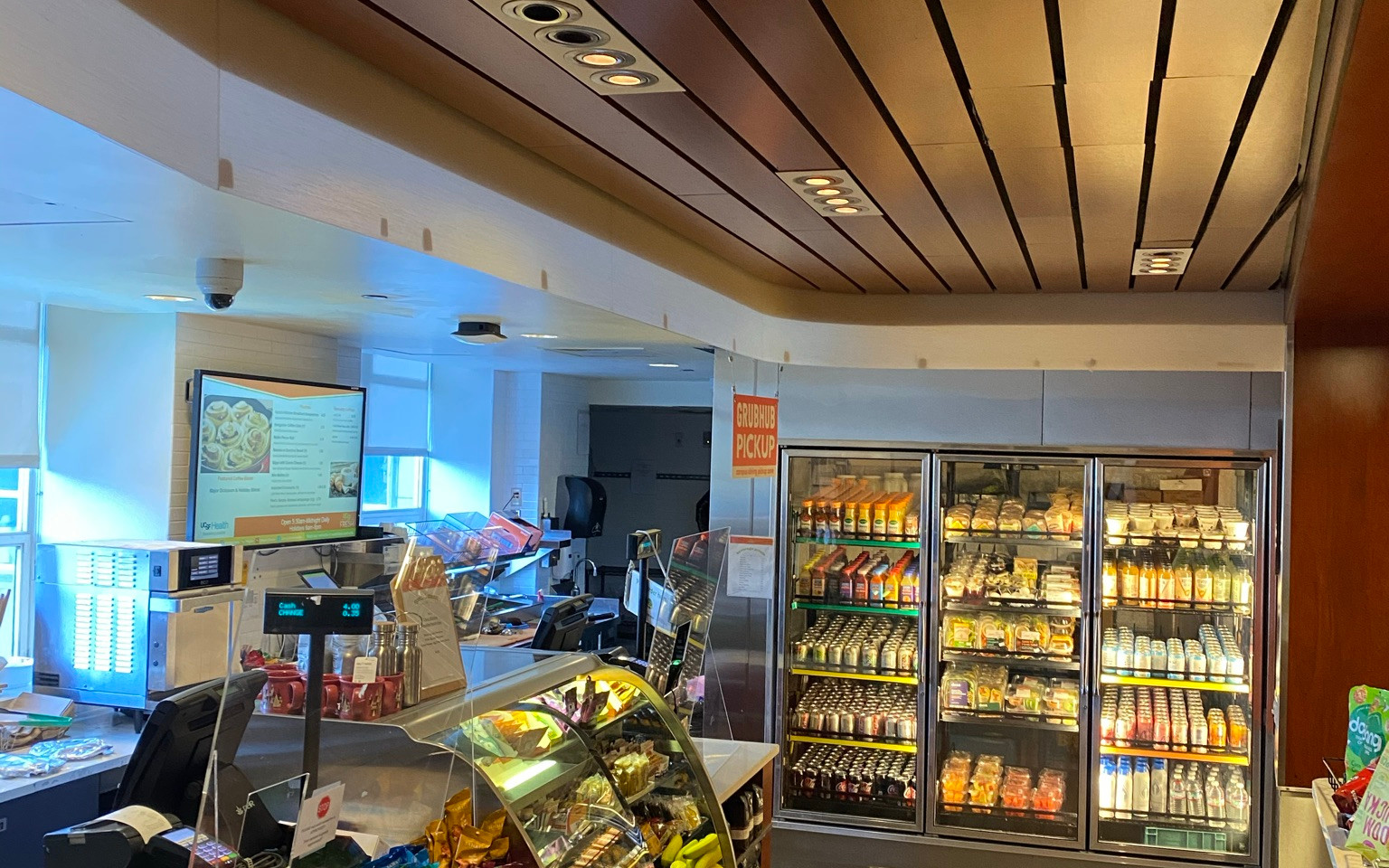 UCSF Moffitt Hospital Cafe