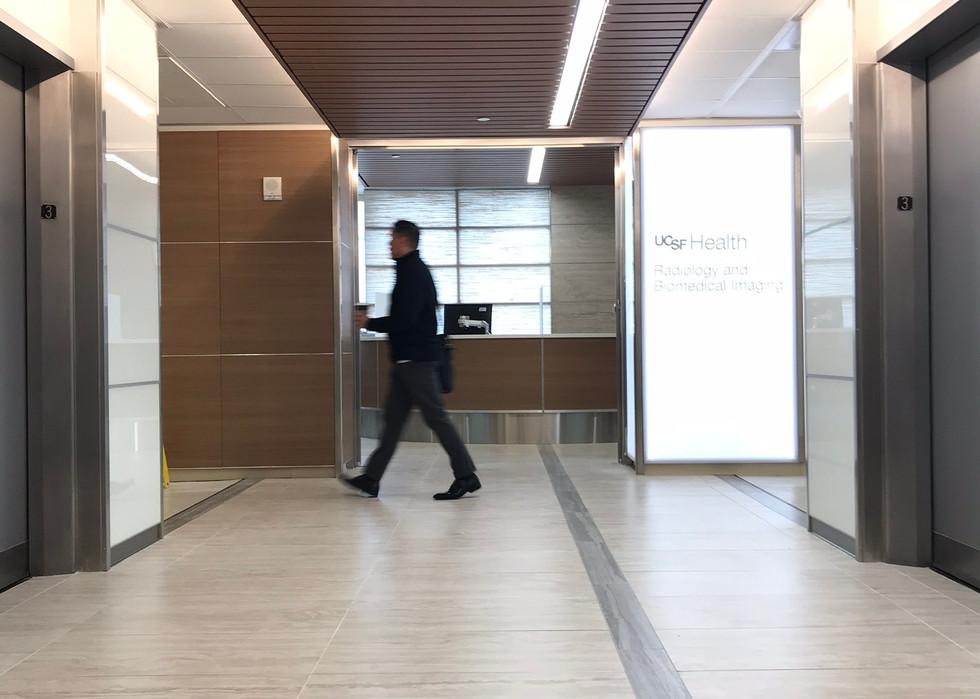 UCSF Medical Center Radiology Expansion