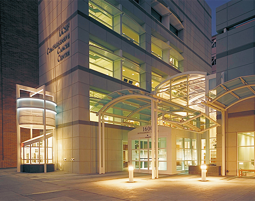 UCSF Medical Center at Mt Zion