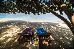Se relaxer sur la plage
