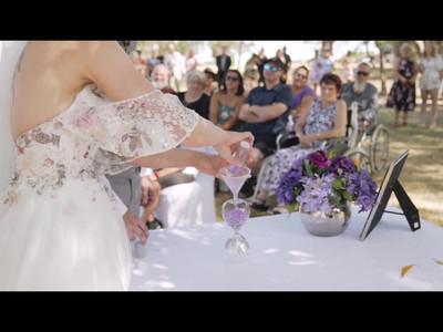 Celine & Ben's Wedding