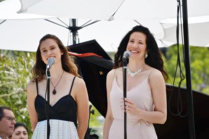 Melissa & Lisa, LA Opera Artists