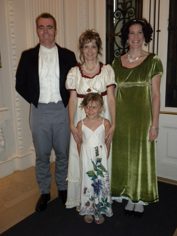 Regency Period Recital