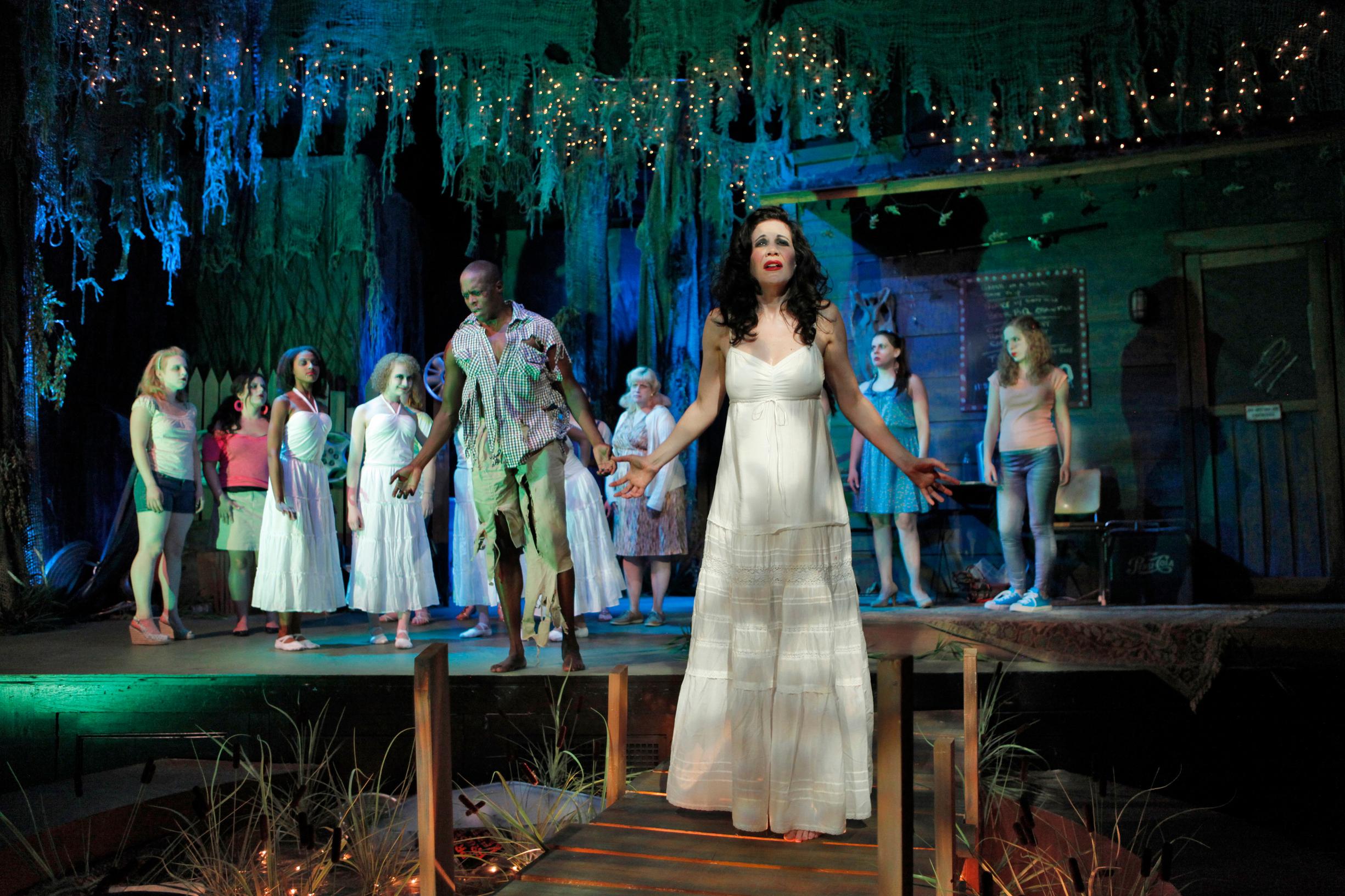 Anna, Le Villi - Opera Vivente