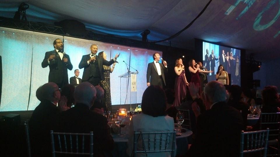Libiamo, Centennial Gala