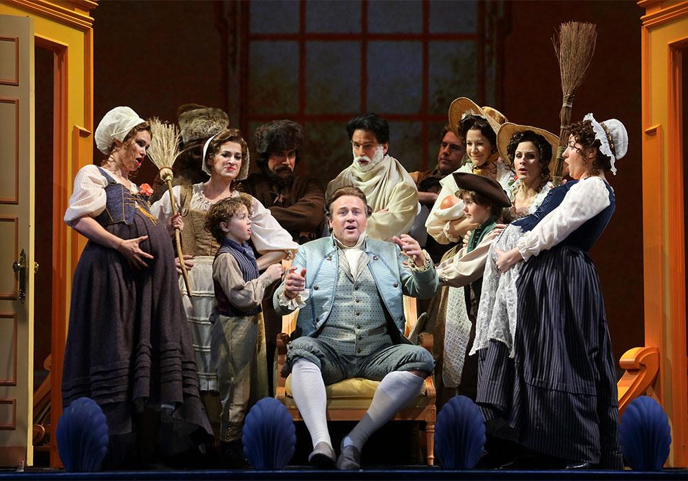 The Ghosts of Versailles, LA Opera