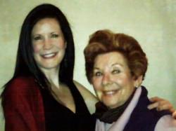 Evelyn Lear, mentor