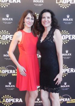 LA Opera Red Carpet with Zipporah
