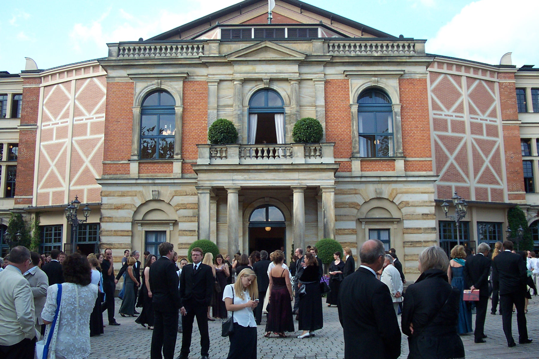 Bayreuth Festspielhaus