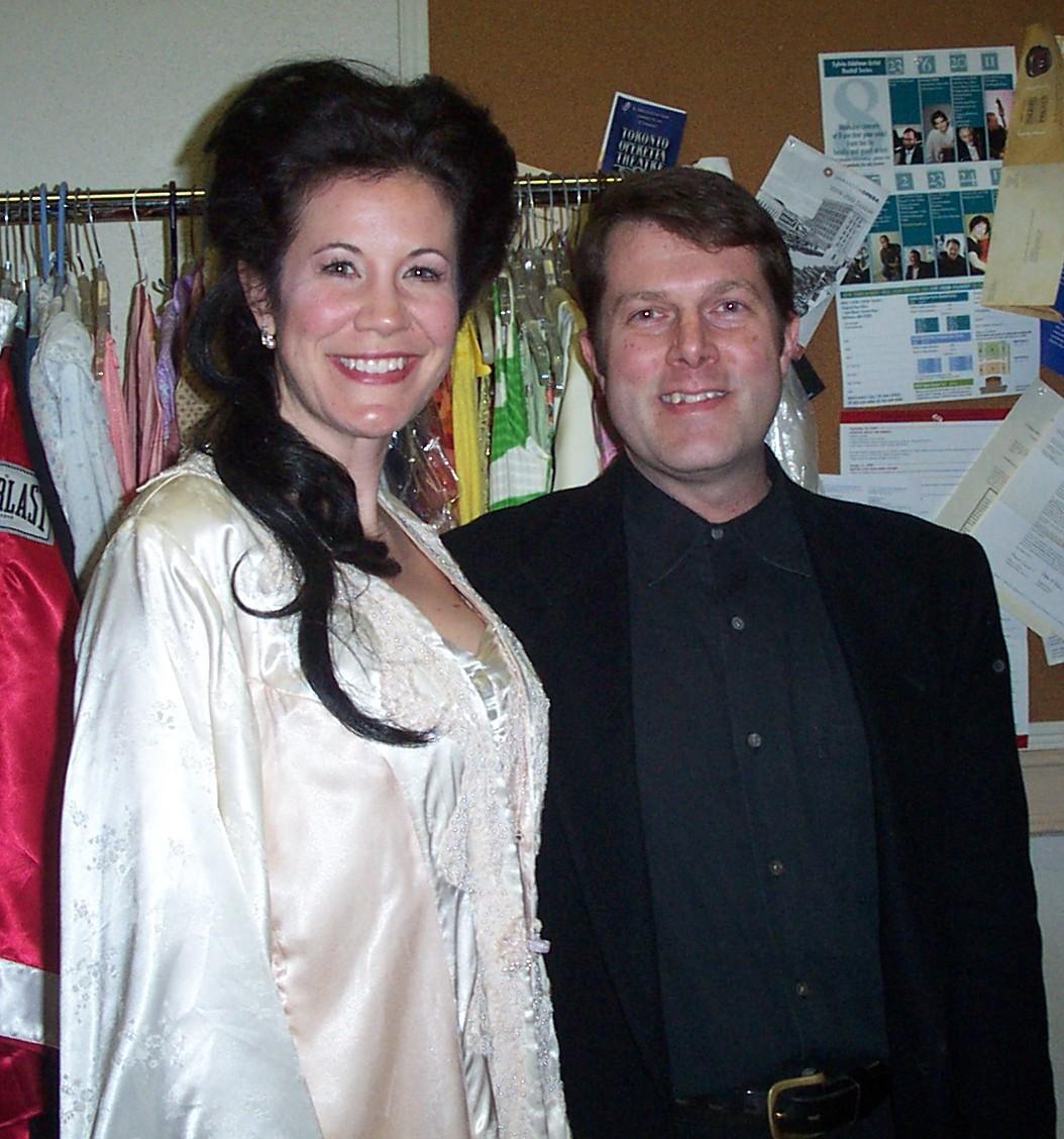 John Bowen, artistic director