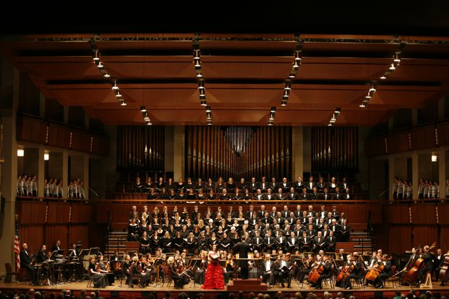 Carmina Burana, The Kennedy Center