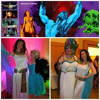 Cleopatra, Marilyn, and Medusa