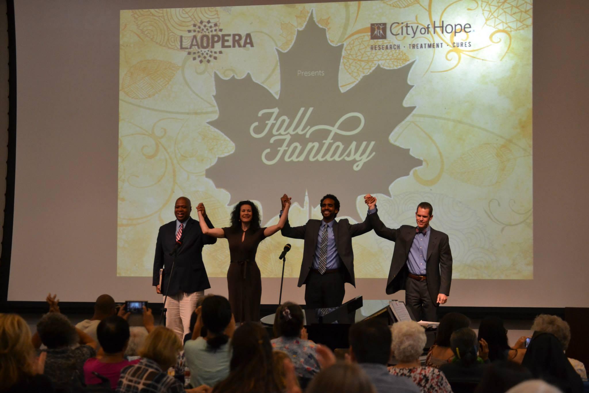 LA Opera Fall Fantasy Concert