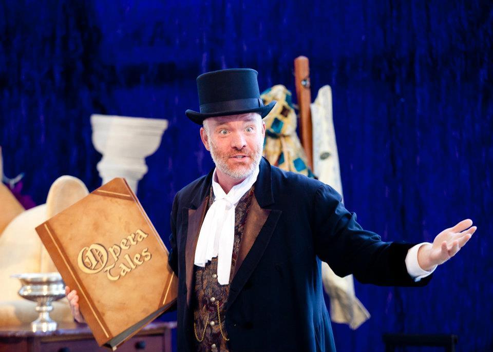 Verdi Opera Tales, LA Opera
