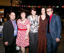 Tony, Jennifer, Stacy, Lisa, & Peter