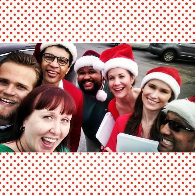 Holiday Caroling