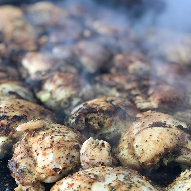 Jerk Chicken Anyone_______ Come and try