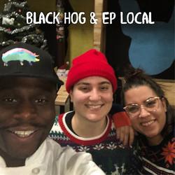 We had a blast at _blackhogbeer you guys