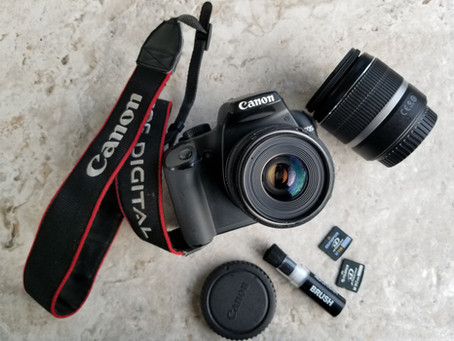 Photography vs Videography