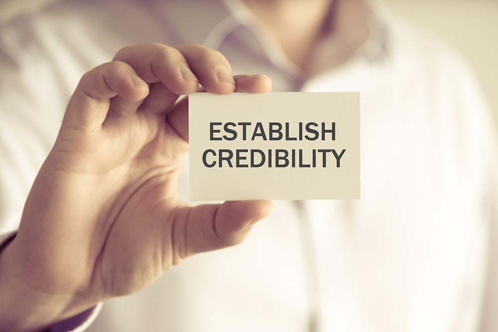 Credibility, Authority