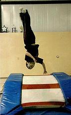 trampoline in cleveland tn