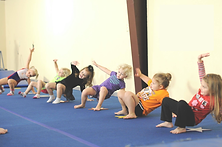 gymnastics in cleveland tn