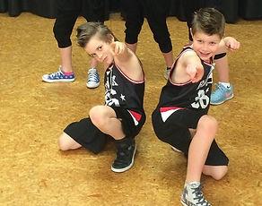 Ponsonby School of Dance Hip Hop