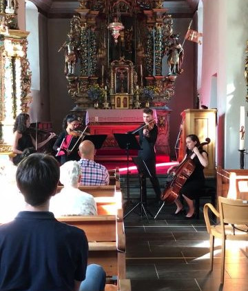 Philip Glass COMPANY 2nd quartet
