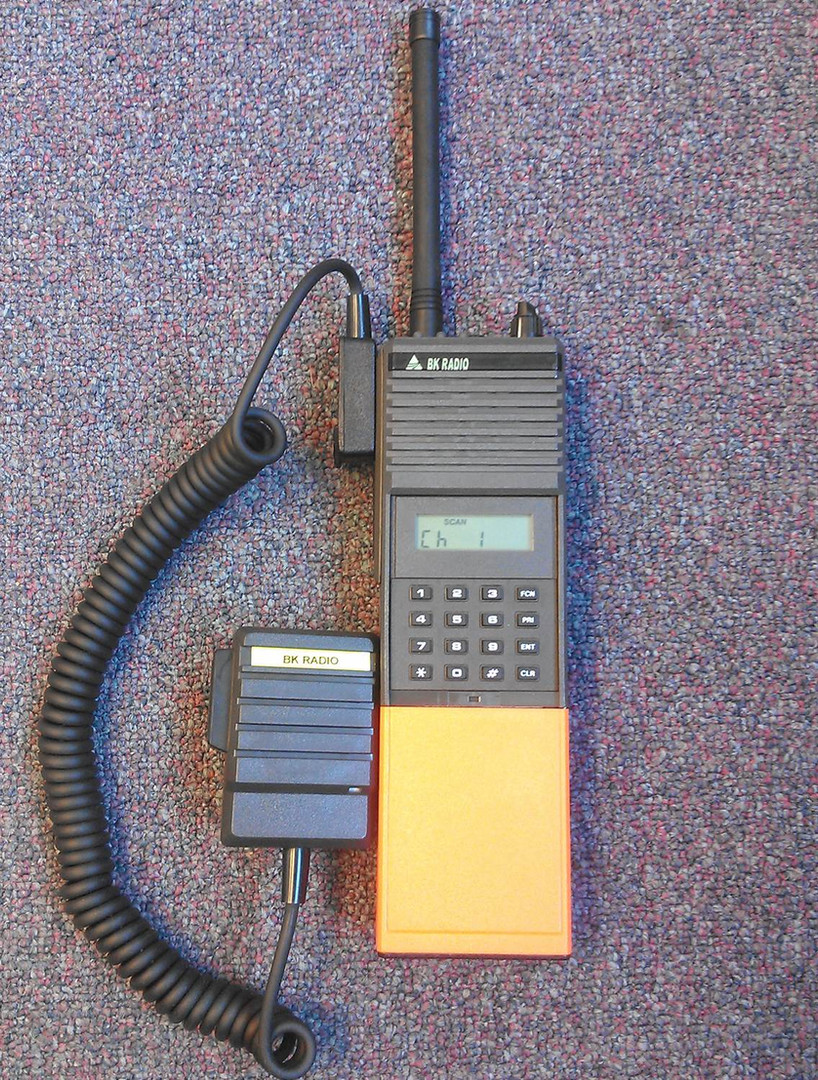 Repurposing Bendix King Radios for Amateur Radio