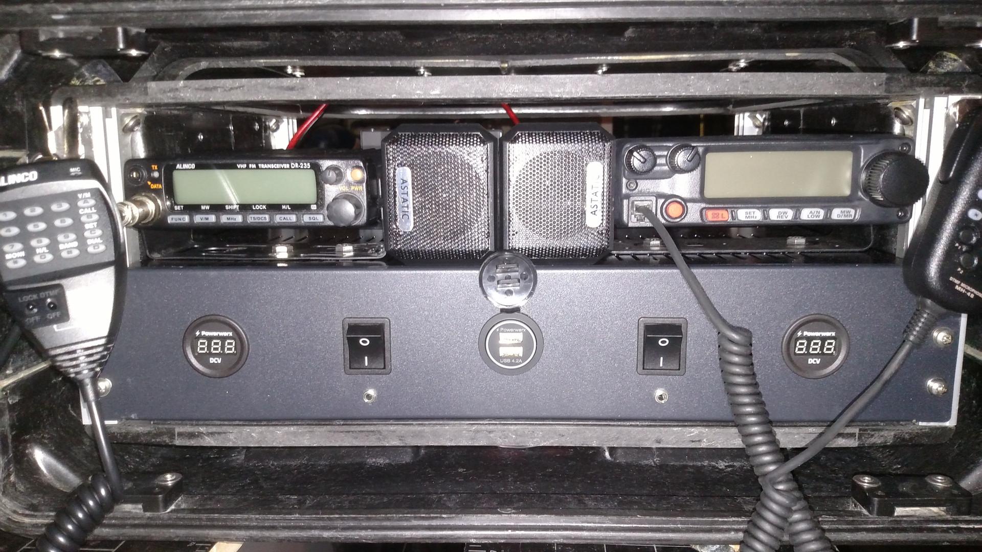 Radio Go Box Build One