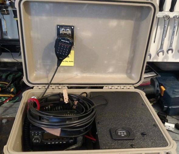 Radio Go Box Build two
