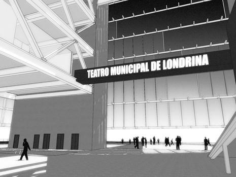 Teatro Municipal de Londrina