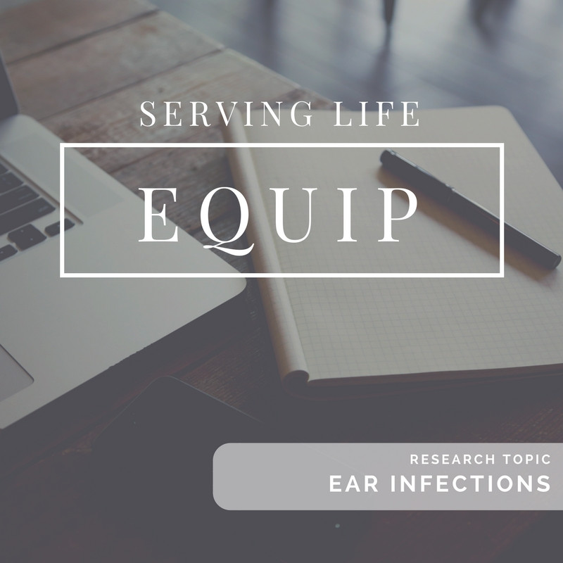 ear infection research