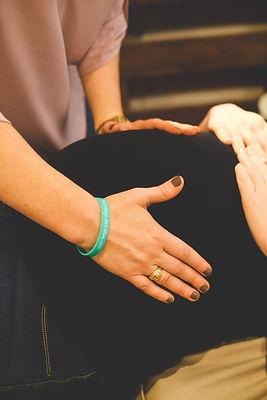 Webster Technique | Dallas Prenatal Chiropractic Care | Dallas Mom | Comfortable Adjustment | Prenatal Back Adjustment