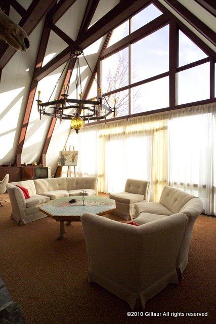 Chez Grand-Pre - Highwater - Novembre 2004