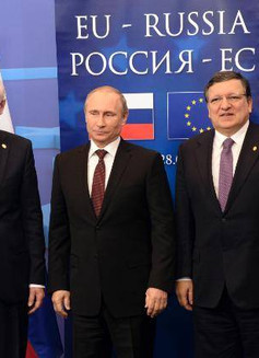 European Union-Russia Summit: discussing Ukraine without the Ukrainians?