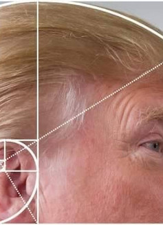 The Golden Ratio in relations of the US, Europe and Russia