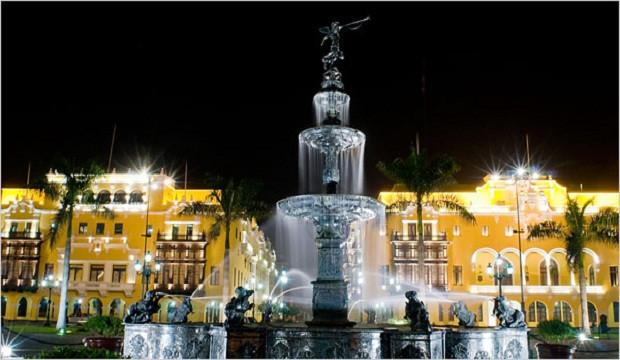 Lima on New Year's Eve Source: NewYearsEveBlog