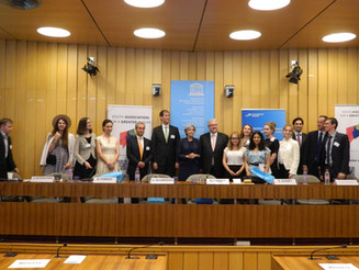 The Youth Association for a Greater Europe working for a common space for Youth from the EU, CIS and