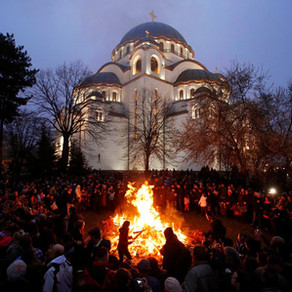 The Institute Presents: Orthodox Christian Christmas Traditions!