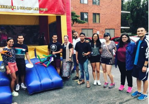 Rotaract Oakville's Family Fun Fair