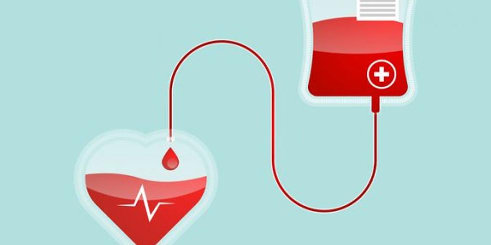 Rotaract Mississauga Blood Donation Day