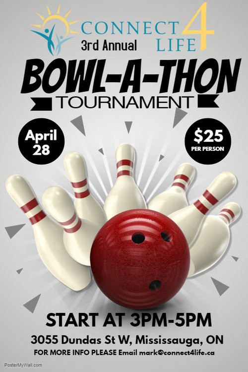 Connect4Life Bowling Fundraiser