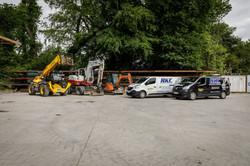 Site service Vehicles