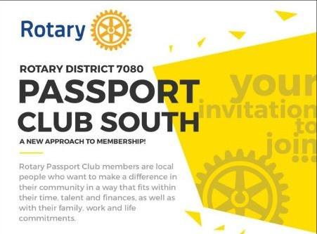 Rotary District 7080 Passport Club