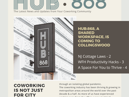 Working in the Wild with Hub:868 September 2021