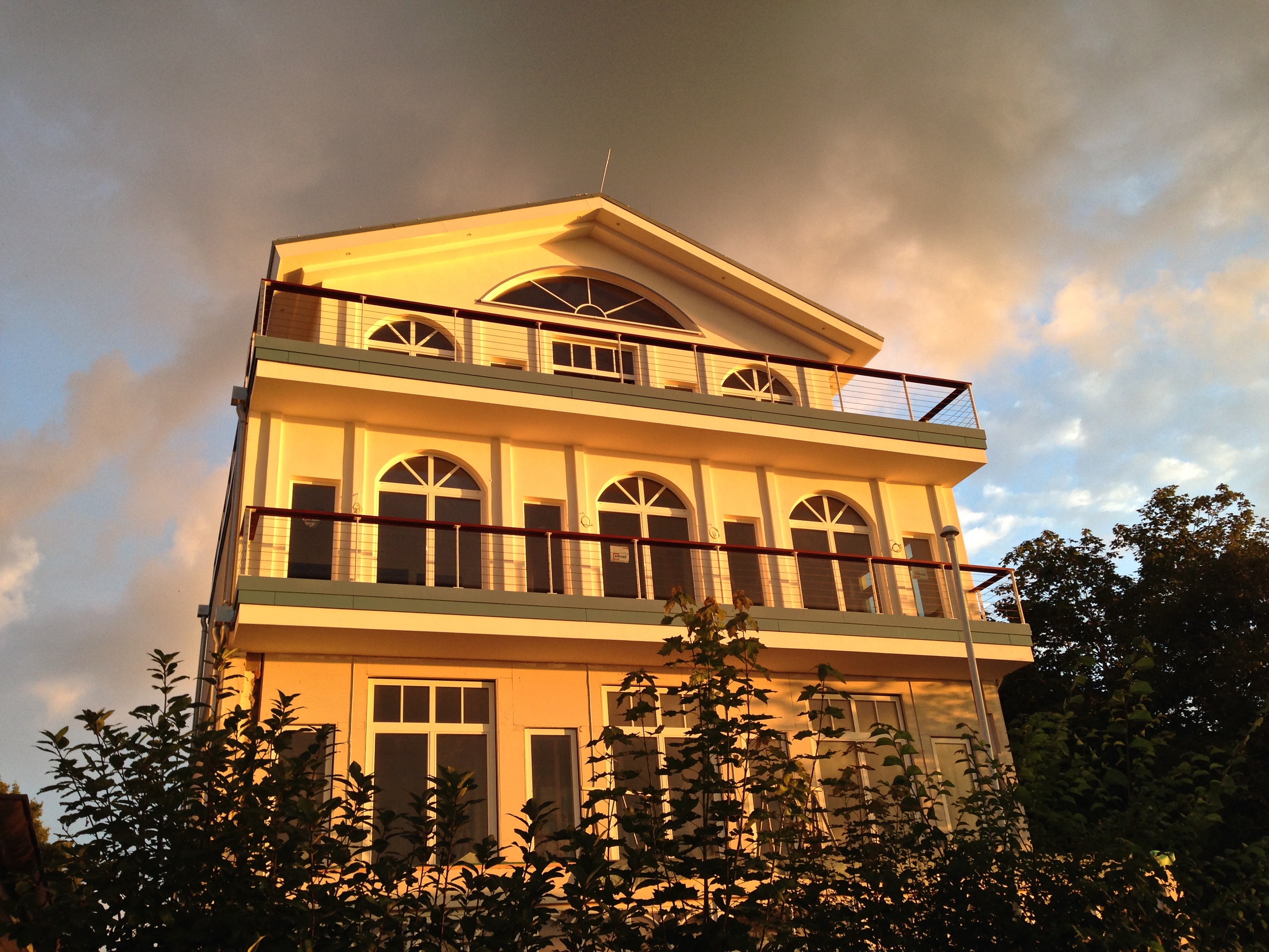 Promenade_Sonnenunt